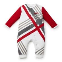 VW GTI 'MAKE SOME NOISE' BABY ROMPER SUIT – SIZE 80/86 - GENUINE MERCHANDISE